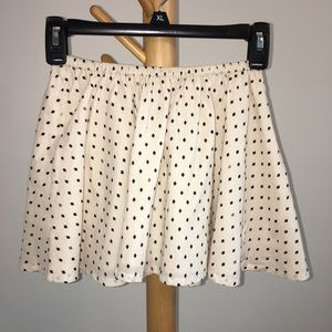 Emile Et Ida Diamond Print Skirts